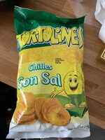 Tortolines Chifles con Sal - Product