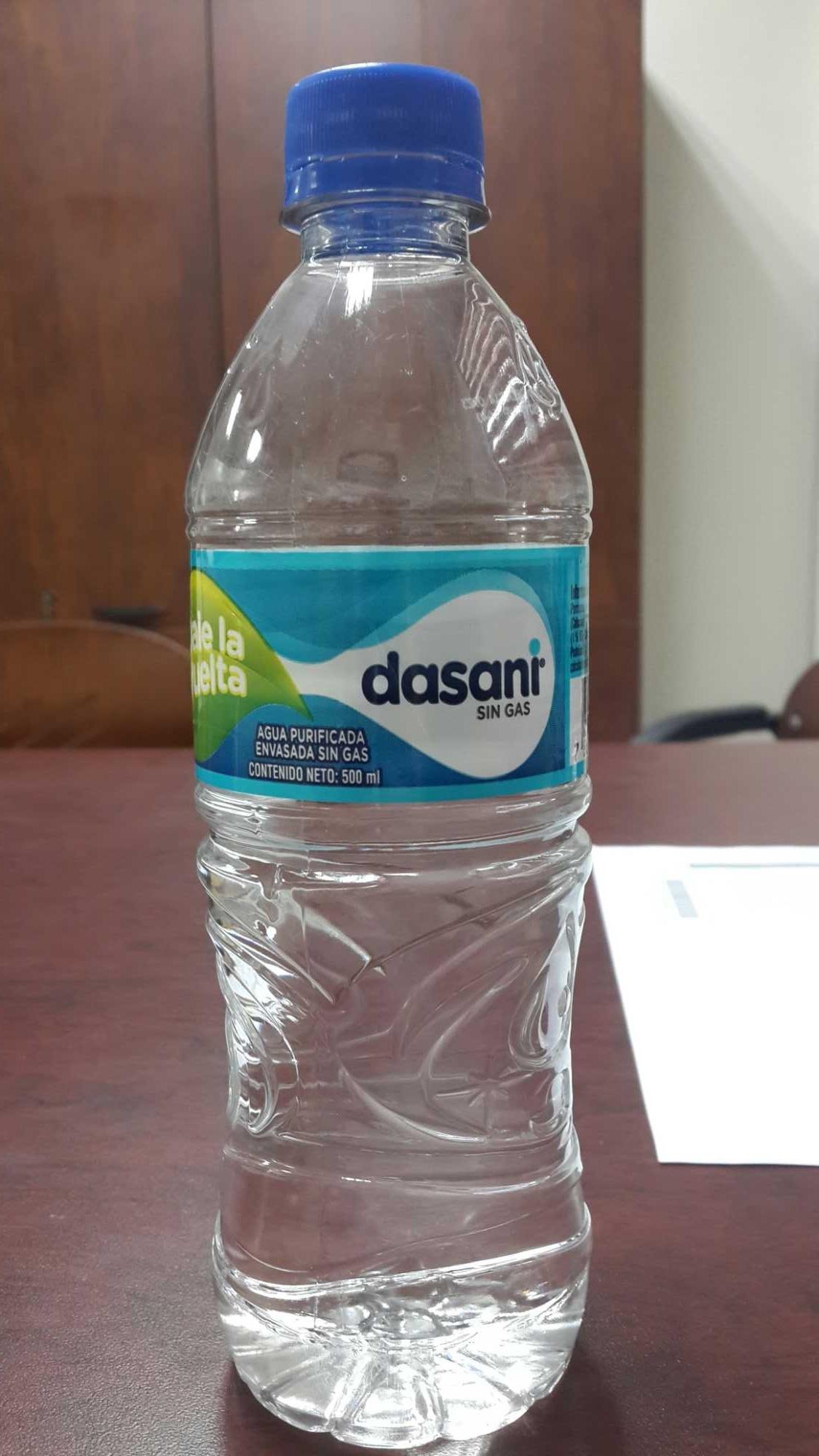 dasani - Prodotto - es