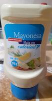 Mayonesa baja en calorias - Produit - es