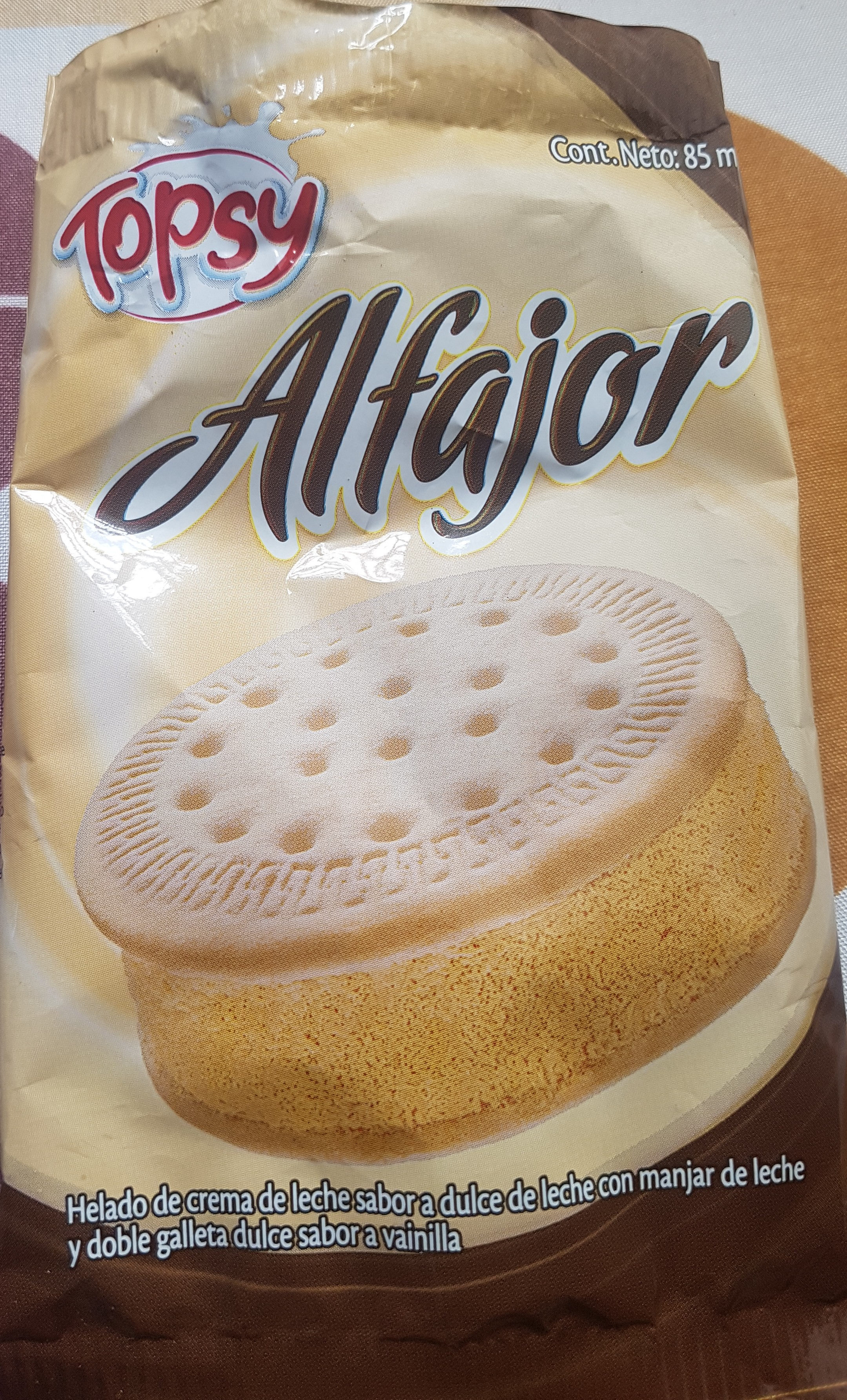 Alfajor - Product