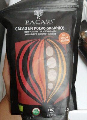 Cacao En Polvo Orgánico - Producte