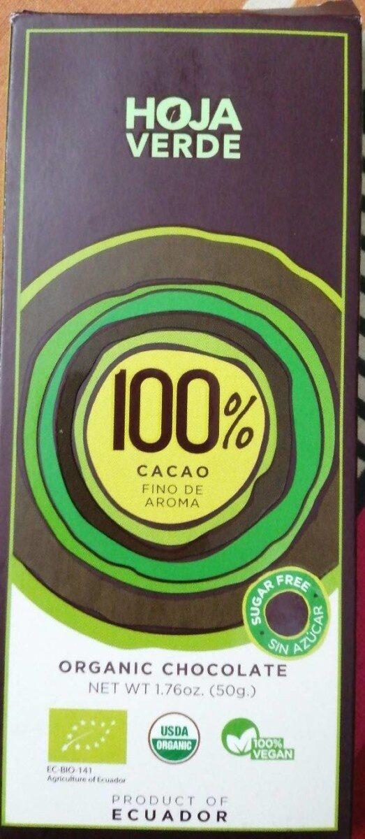 Cacao 100% sin azúcar - Producto - es