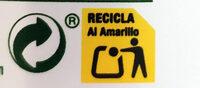 Manzana - Instruction de recyclage et/ou information d'emballage - es