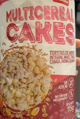 Maiz Cakes - Prodotto - es