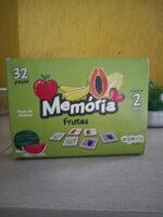 Memória Frutas - Produto - pt