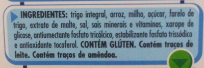Nesfit - Ingredientes - pt