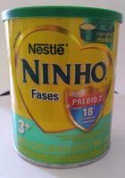 Composto Lácteo Ninho Fases 3+ - Produto