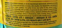 Composto Lácteo Ninho Fases 3+ - Ingredientes
