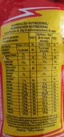 Nescau 2.0 Actigen e 400g - Informations nutritionnelles - fr