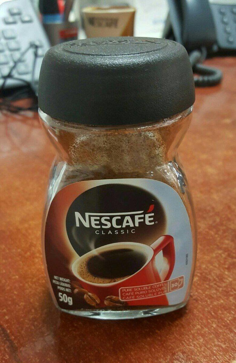 Nescafe Classic - Produto - fr