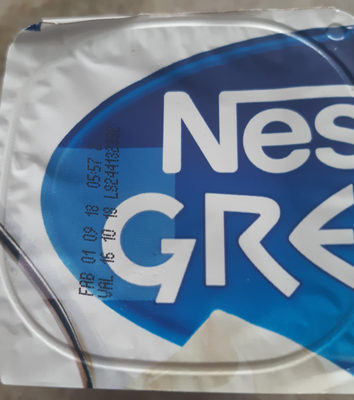 nestle grego light - Product