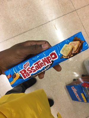 Passatempo - Chocolate - Produto - pt