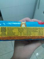 Passatempo - Chocolate - Ingredientes - pt
