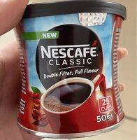 Nescafe classic - Продукт - en