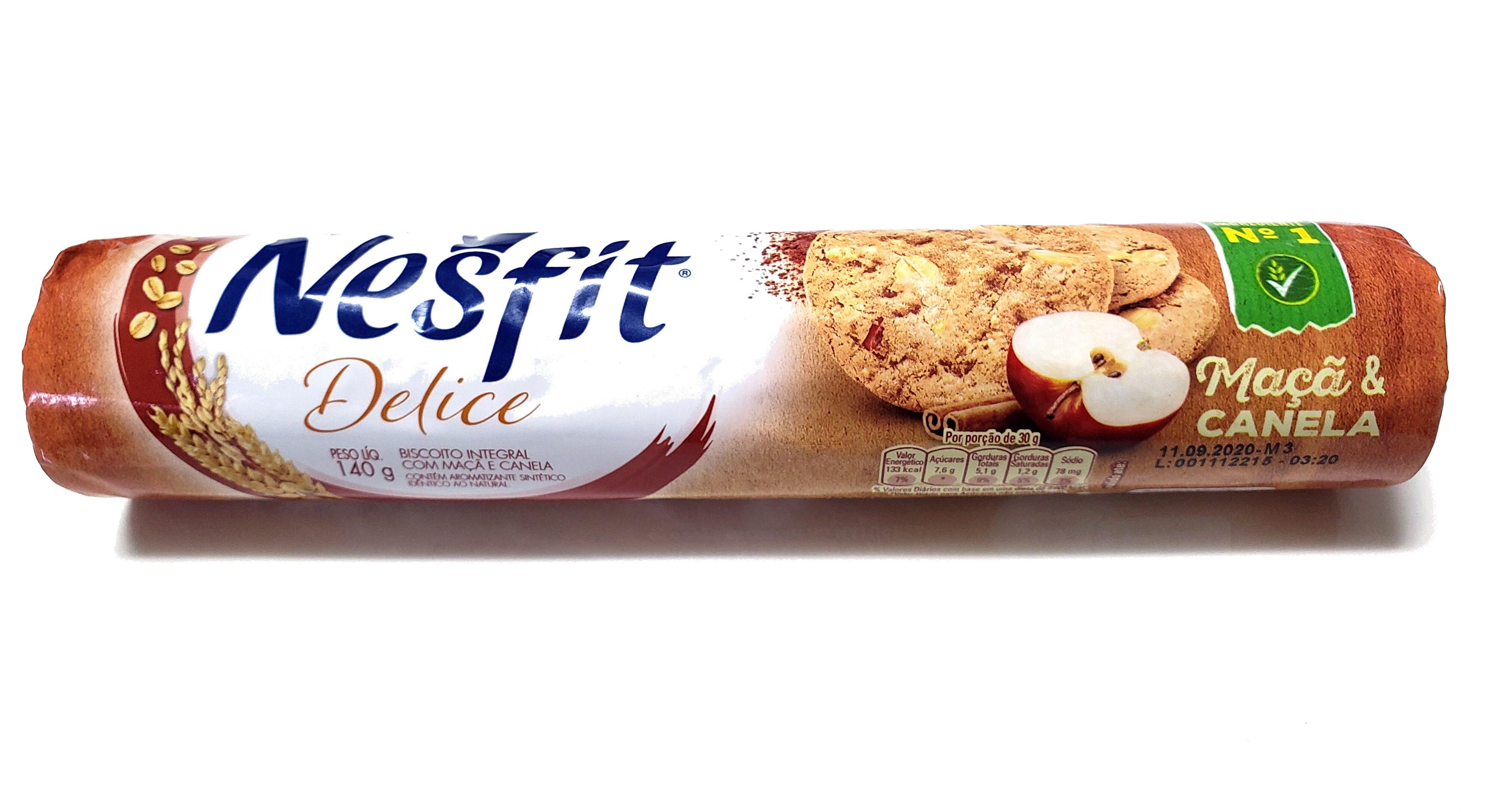 Biscoito Nesfit Maçã e Canela - Product - pt