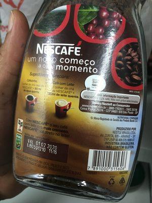 Nescafé Matinal - نتاج