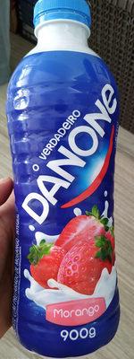 iogurte Danone - Produto