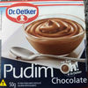 Pudim de Chocolate Dr. Oetker - Produto