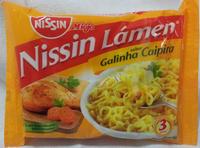 Nissin Lámen Galinha Caipira - Produto - pt