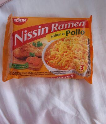 Ramen pollo - 1