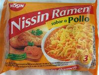 Ramen pollo - Product - es