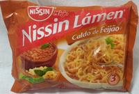 Nissin Lámen Sabor Caldo de Feijão - Product