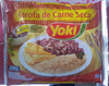 Farofa de Carne Seca Yoki - Product