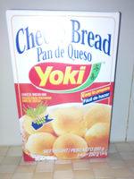 Pao De Queijo Yoki 250Gr., - Product