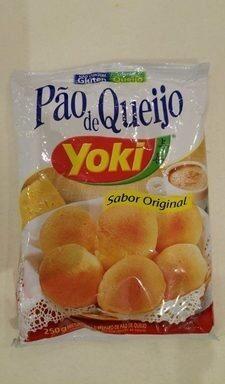 Pão de Queijo - Produto - pt