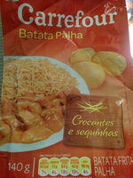 Carrefour Batata Palha - Produto - pt