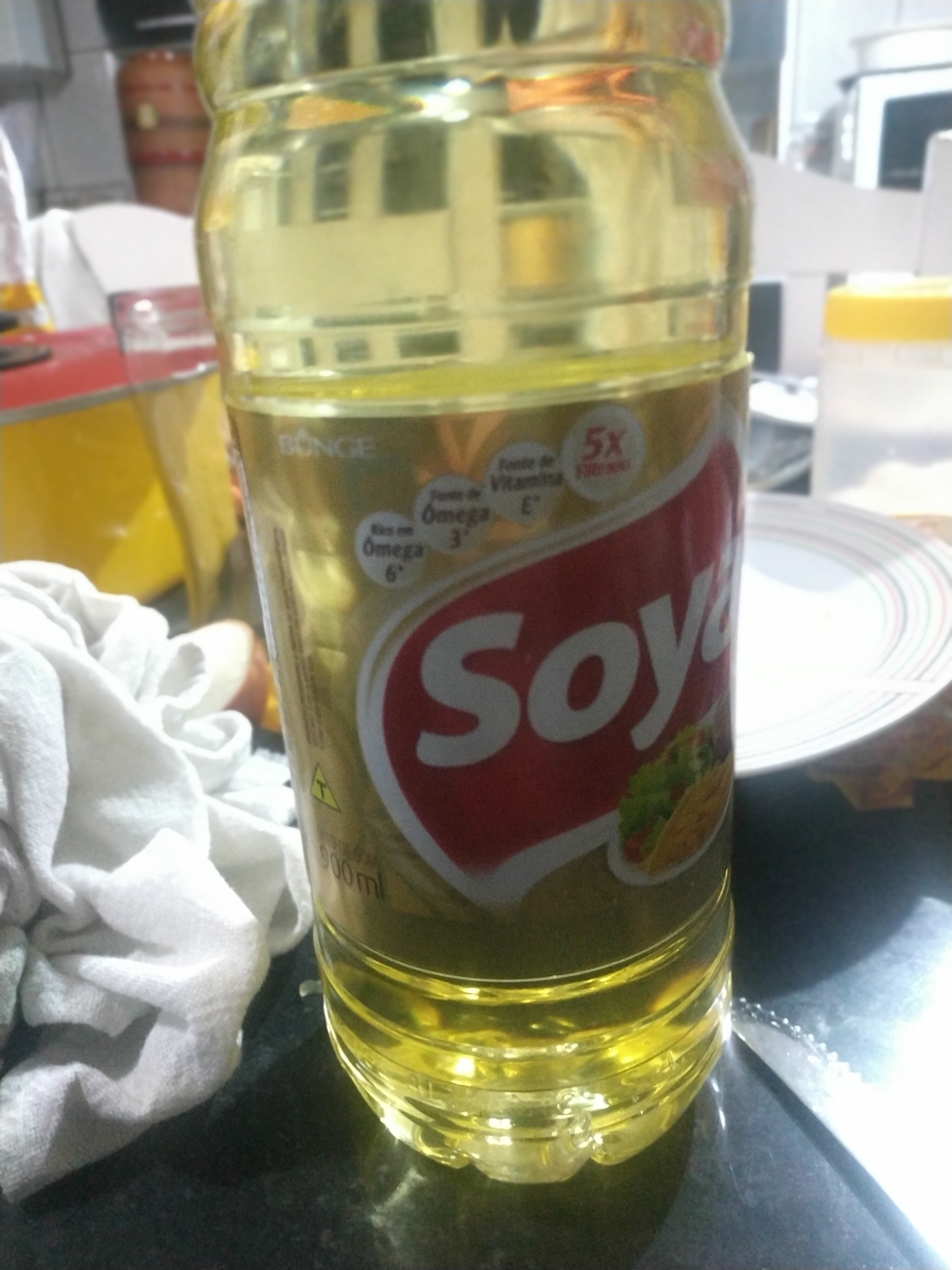 Óleo de soja - Produto - pt