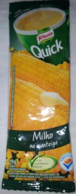 Quick Milho na Manteiga - Produto - pt