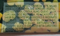Quick Milho na Manteiga - Ingredientes - pt