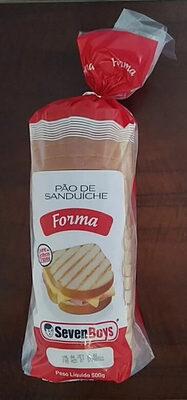 Pão de sanduíche - Product