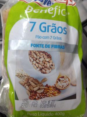 Benefice 7 grãos pão com 7 grãos - Produto