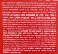 Amor Carioca - Ingredients