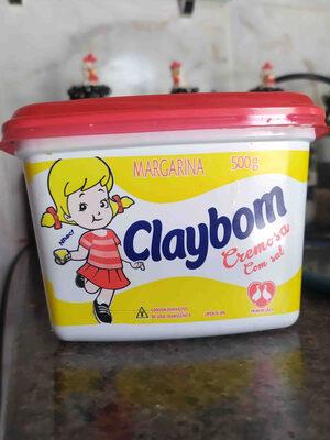 Margarina Claybom - Produto - en