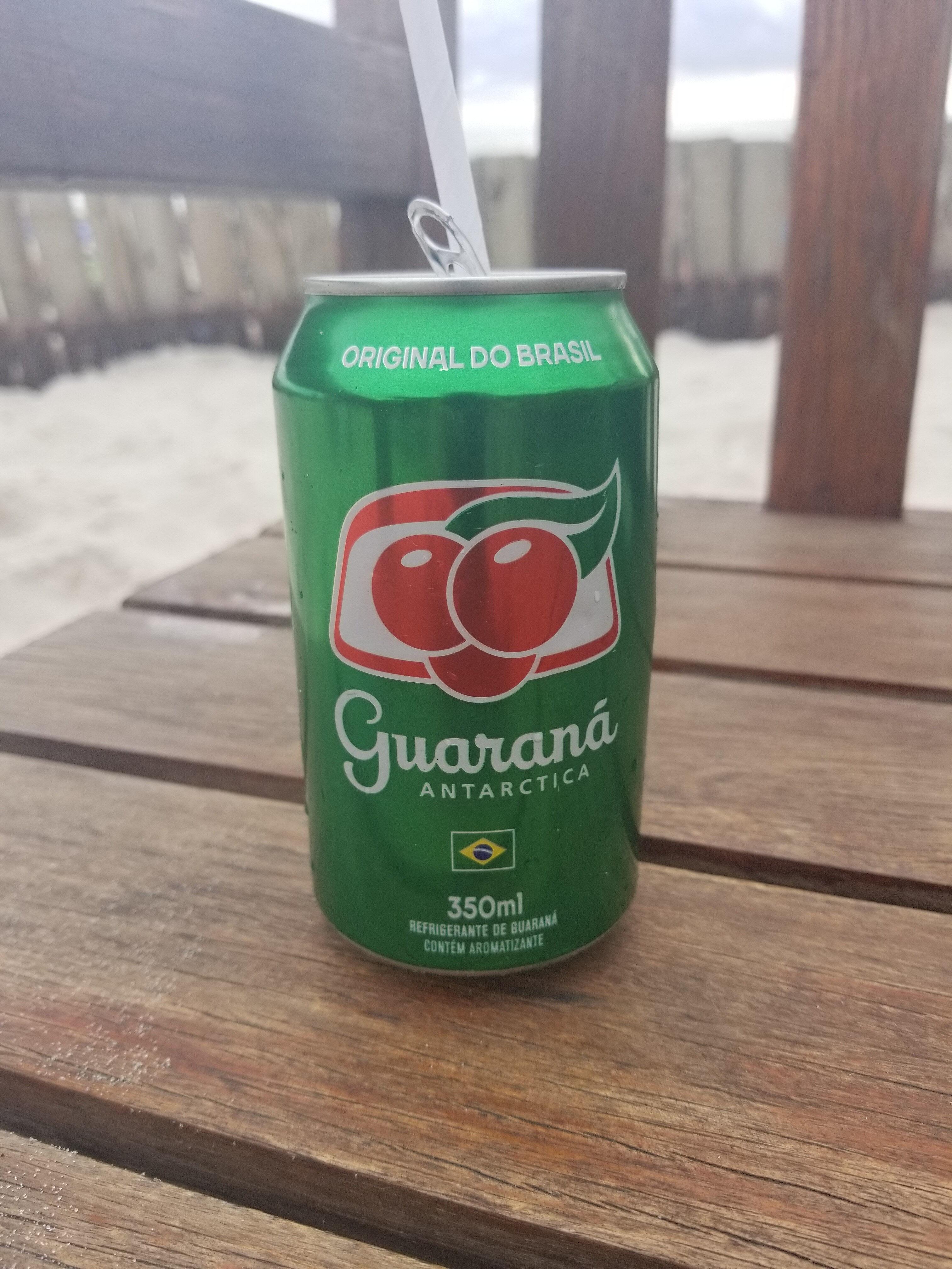 Guaraná Antartica - Producto - pt