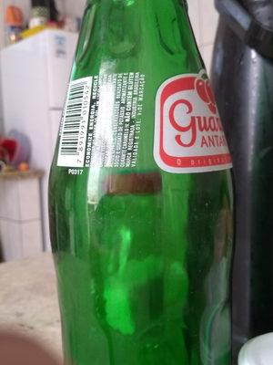 antartica refrigerante - Produto