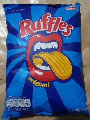 Ruffles - PepsiCo testa em animais - Product - pt