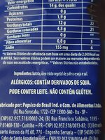 Ruffles - PepsiCo testa em animais - Ingrediënten - pt