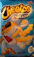 Cheetos onda sabor requeijão - Product
