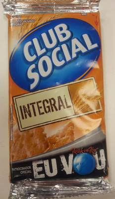 Clube Social Integral - Product