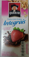 Barra de Cereais Morango com Chocolate - Product
