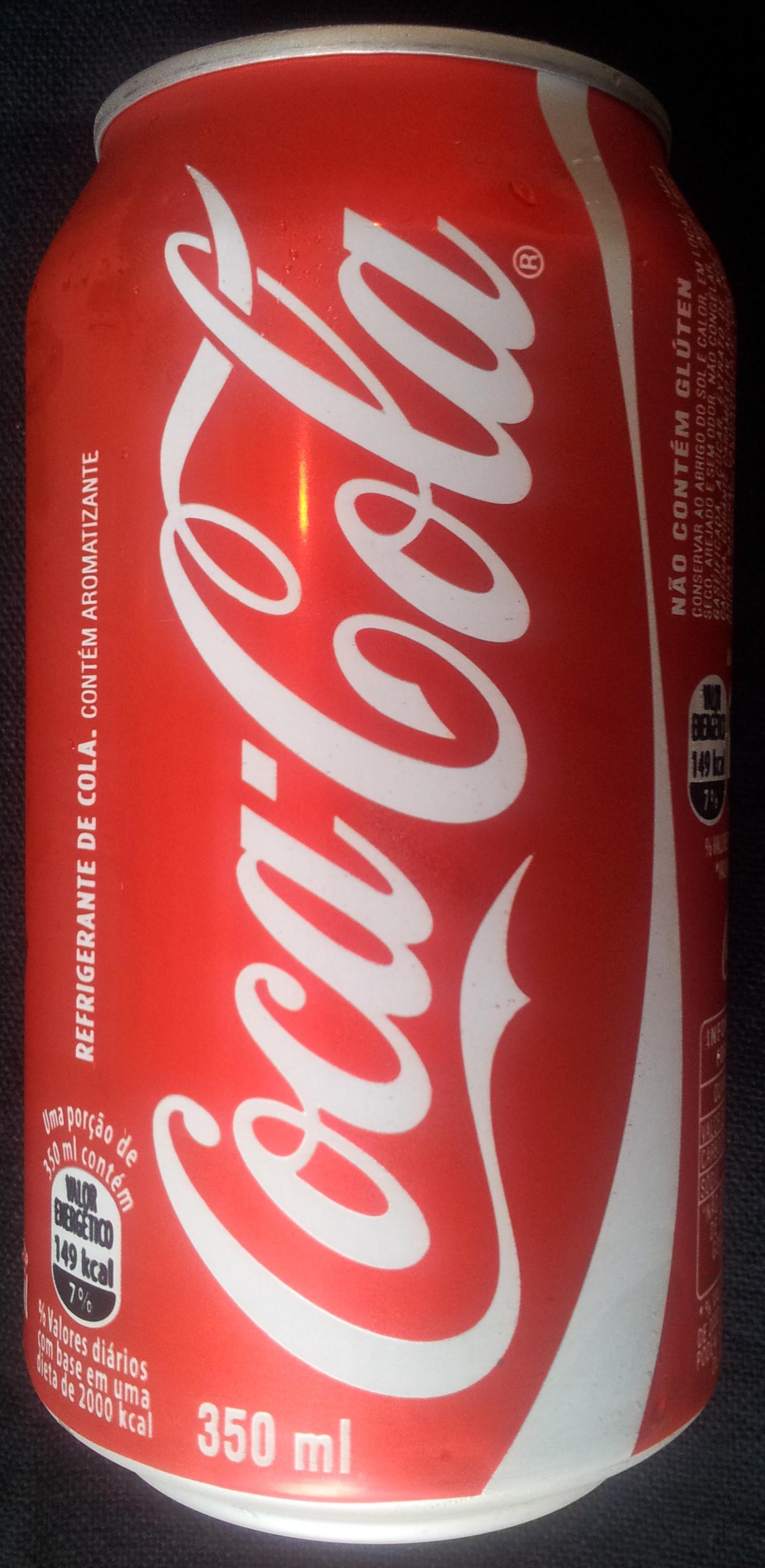 Coca-Cola - Produto - pt