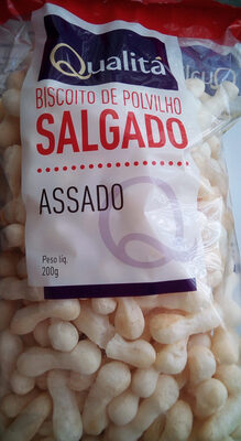 Biscoito de Polvilho Salgado - Produto - pt