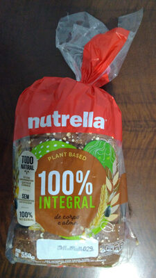 Pão integral com trigo, aveia, semente de girassol, gergelim e semente de linhaça - Product - pt