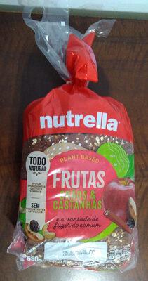 Pão de frutas, grãos e castanhas - Product - pt