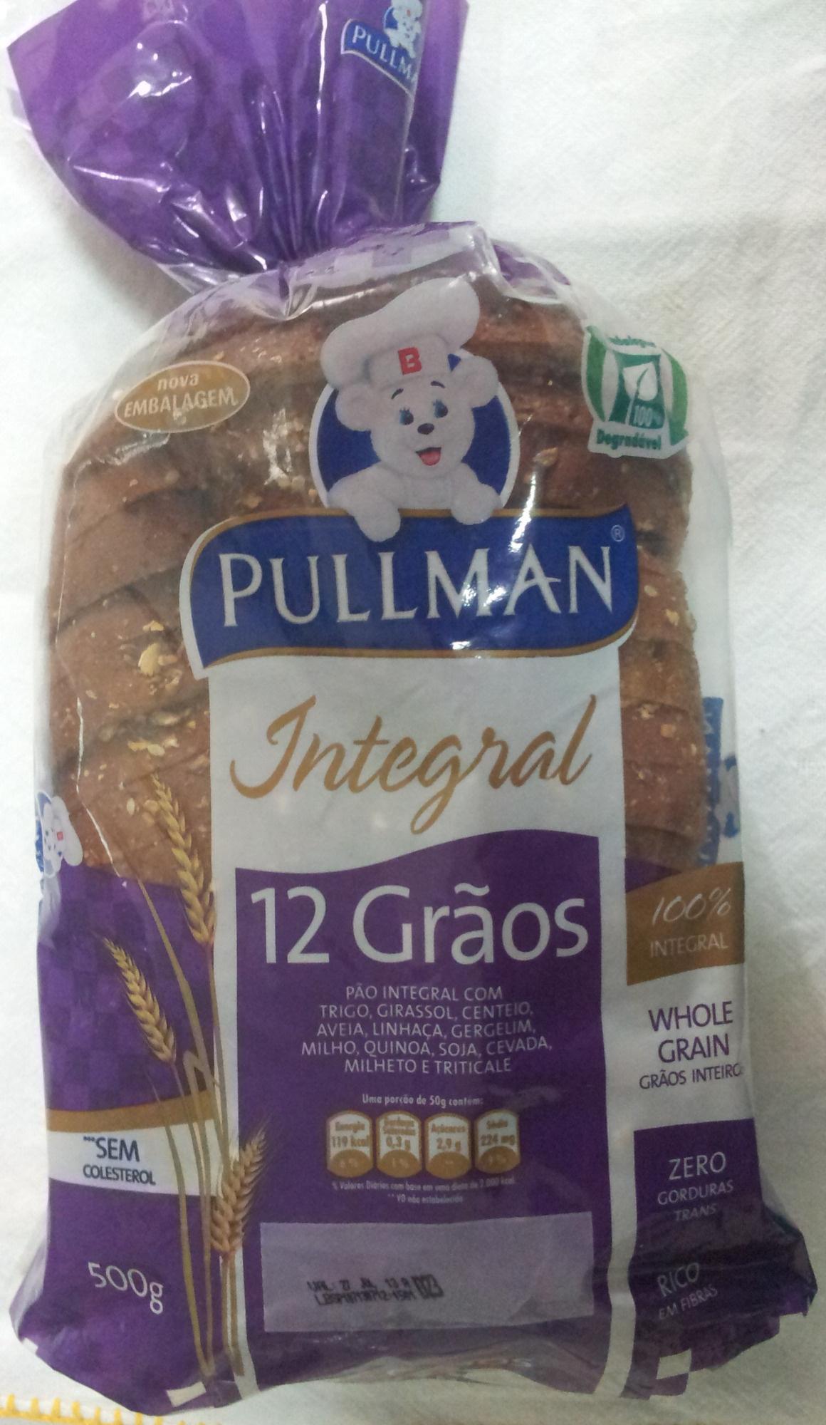 Pullman Integral 12 Grãos - Product