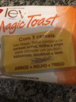 Torrada integral - Ingredientes - pt